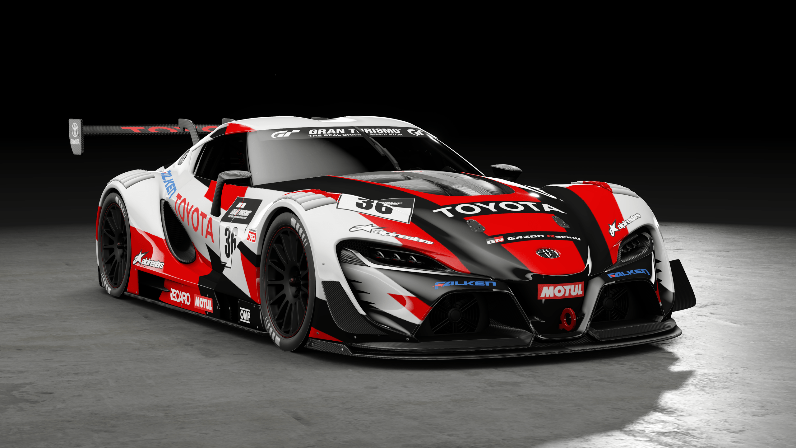 GT Sport Toyota FT 1 Vision GT Group 3 Game Preorders