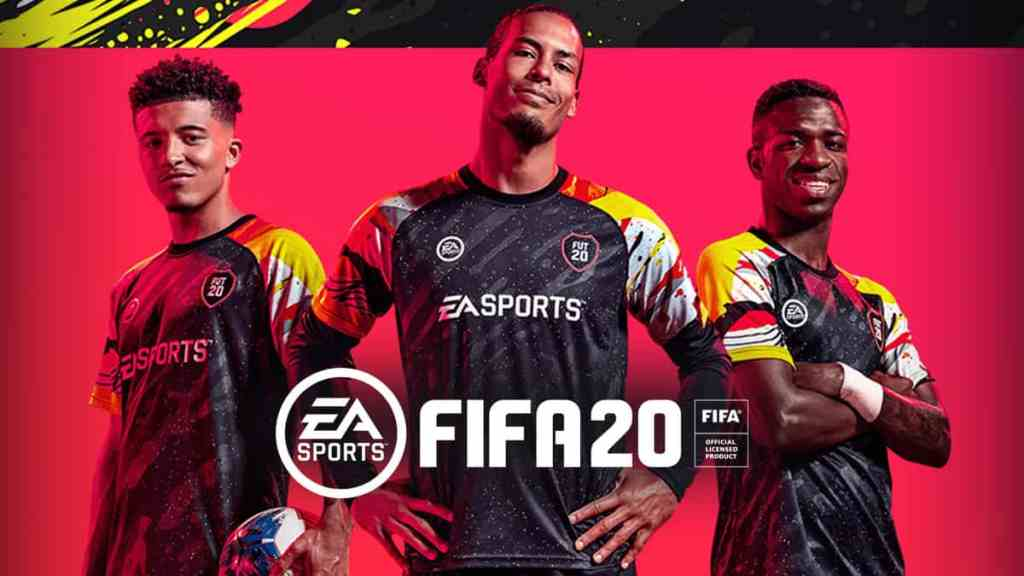 System Requirements Game FIFA20