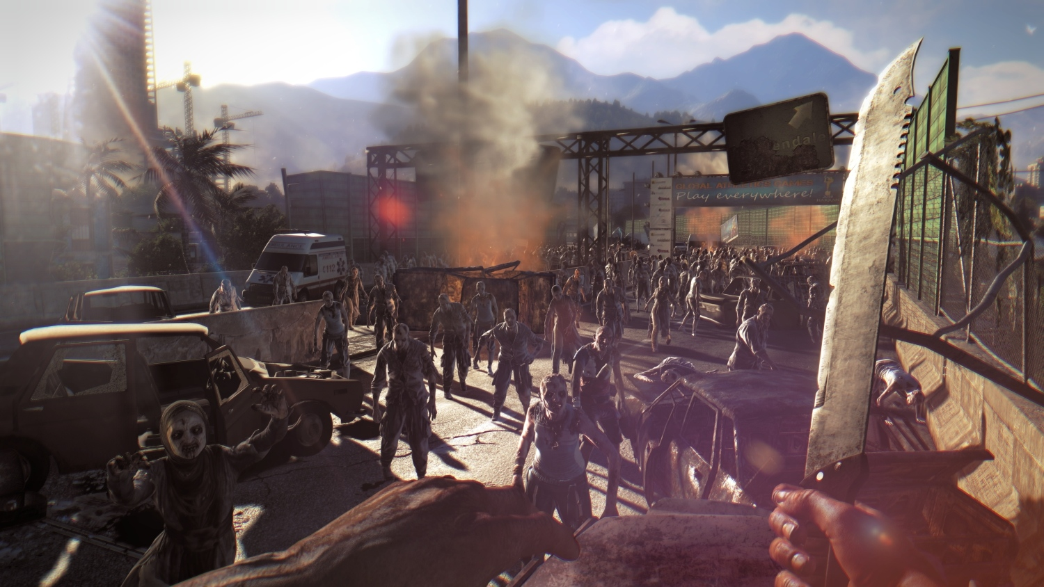 Review Dying Light Ps4