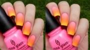 beautiful matte nail design