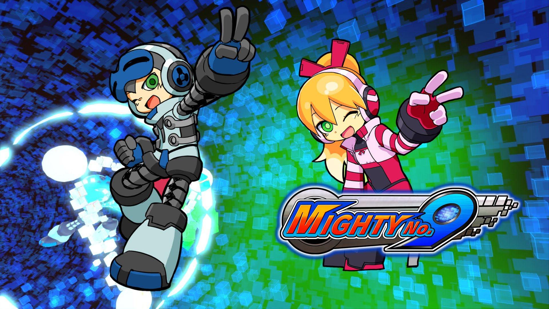 Mighty No 9 Wallpapers In Ultra HD 4K Gameranx