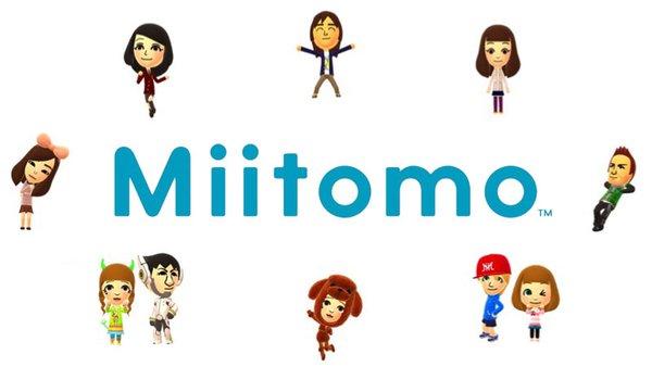 Miitomo And My Nintendo Begin Next Month