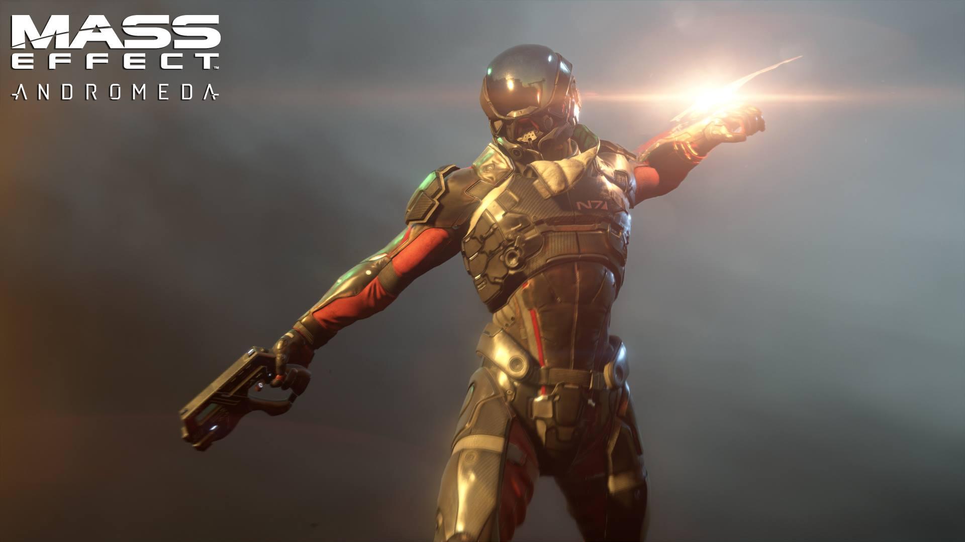 Bioware Mass Effect Andromeda