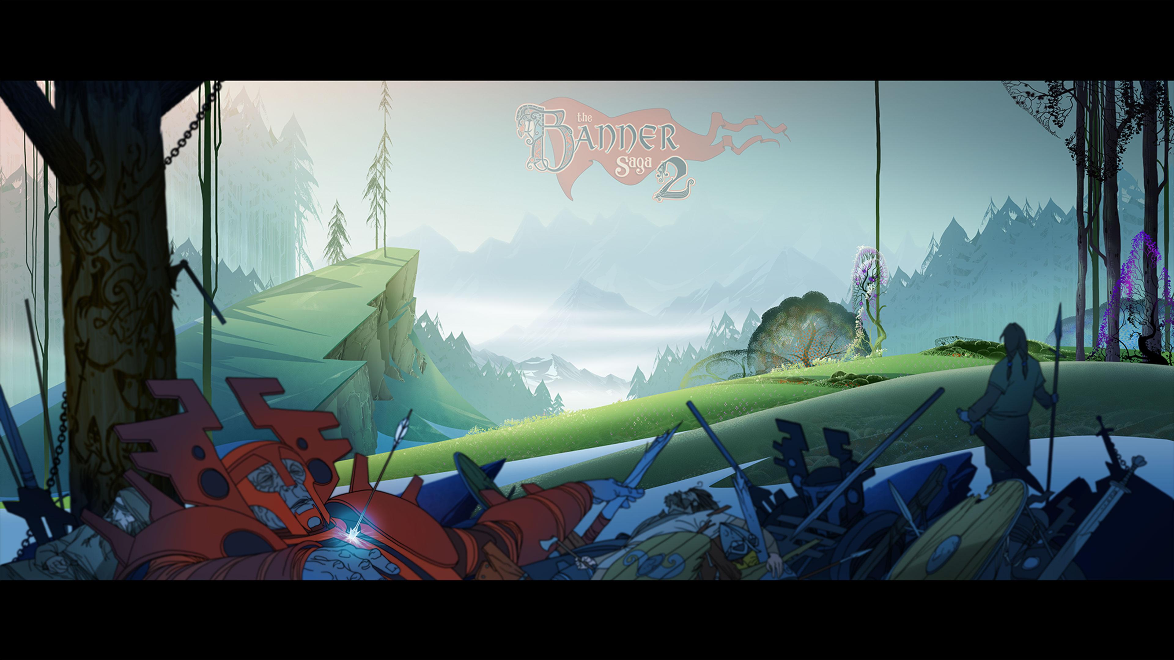Iphone Hd Wallpapers 1080p The Banner Saga 2 Wallpapers In Ultra Hd 4k Gameranx