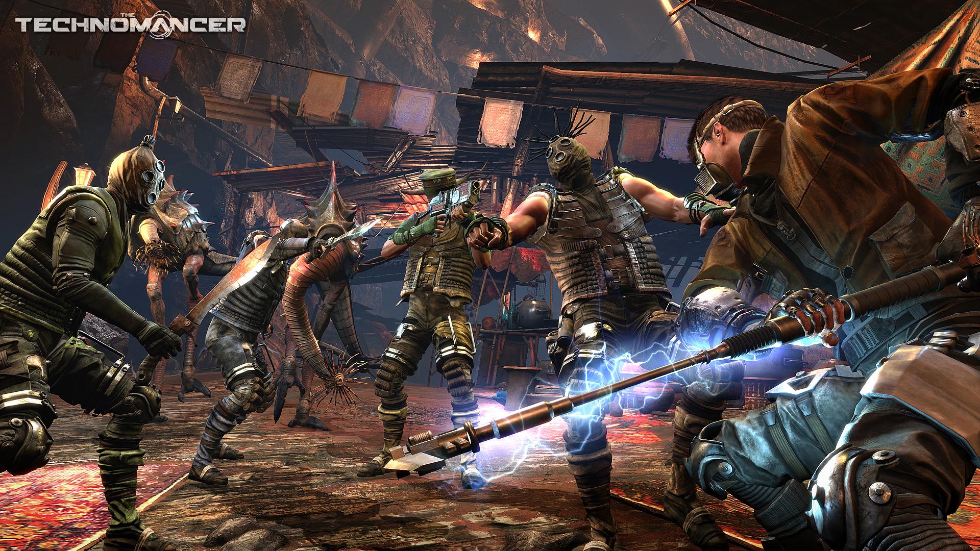 New Technomancer Gameplay Trailer Revealed
