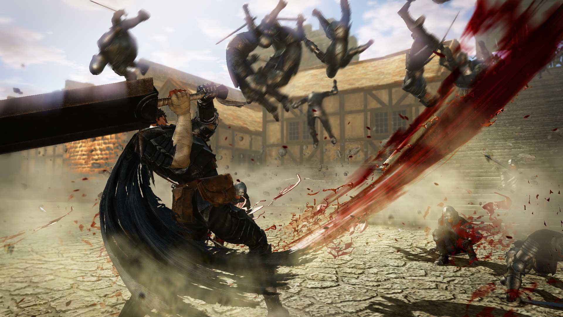 Omega Force's Berserk Gameplay Trailer Revealed
