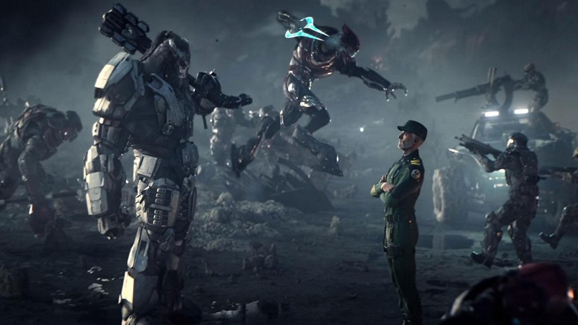 Halo Wars 2 Wallpapers in Ultra HD | 4K