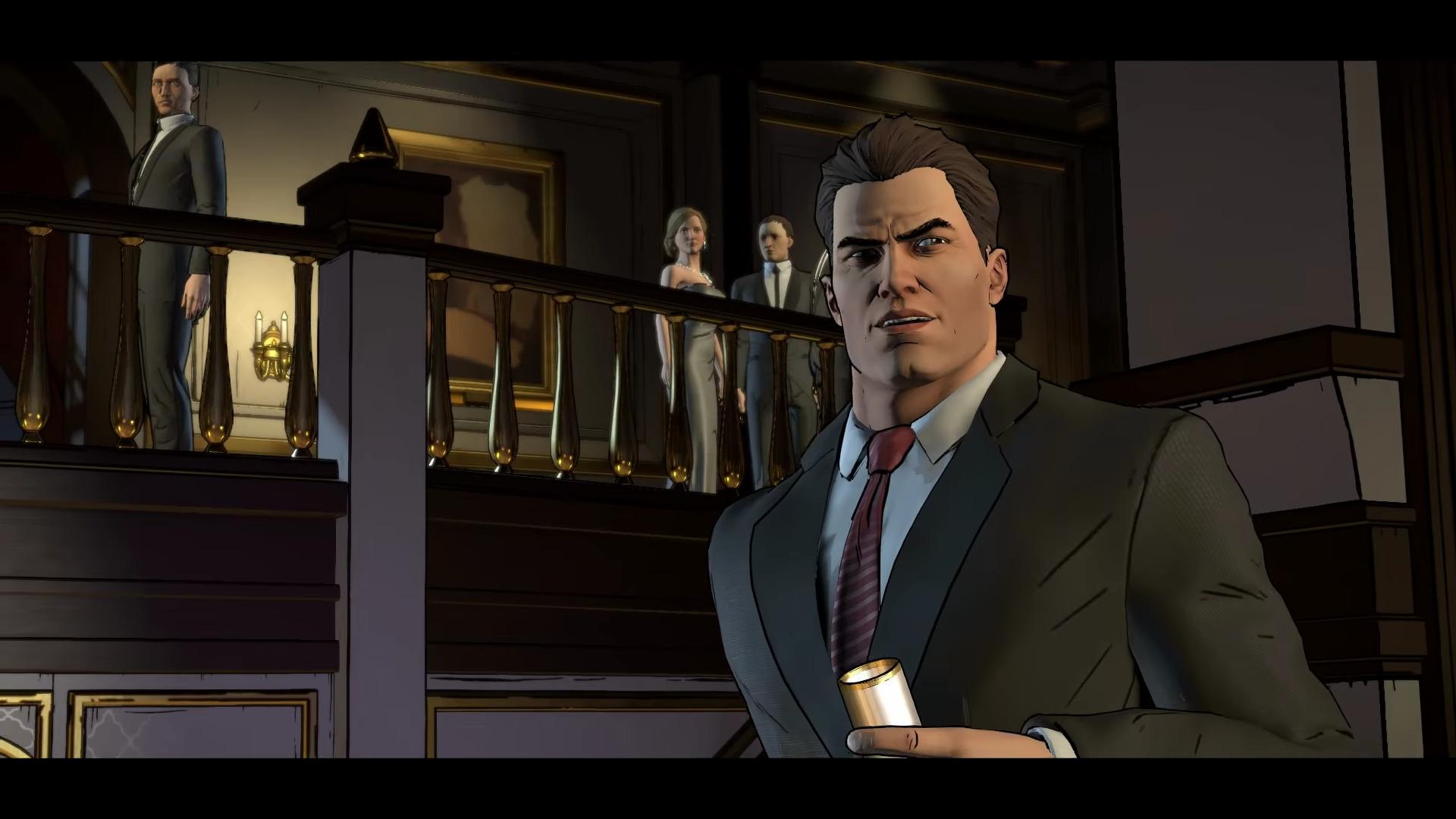 Batman: The Telltale Series Will Feature Telltale's First Multiplayer Mode