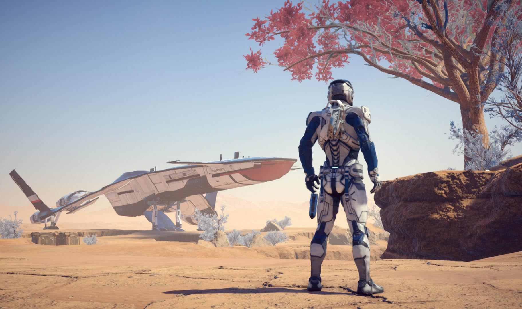 Andromeda gets 10-hour early access trial via EA Access, Origin Access