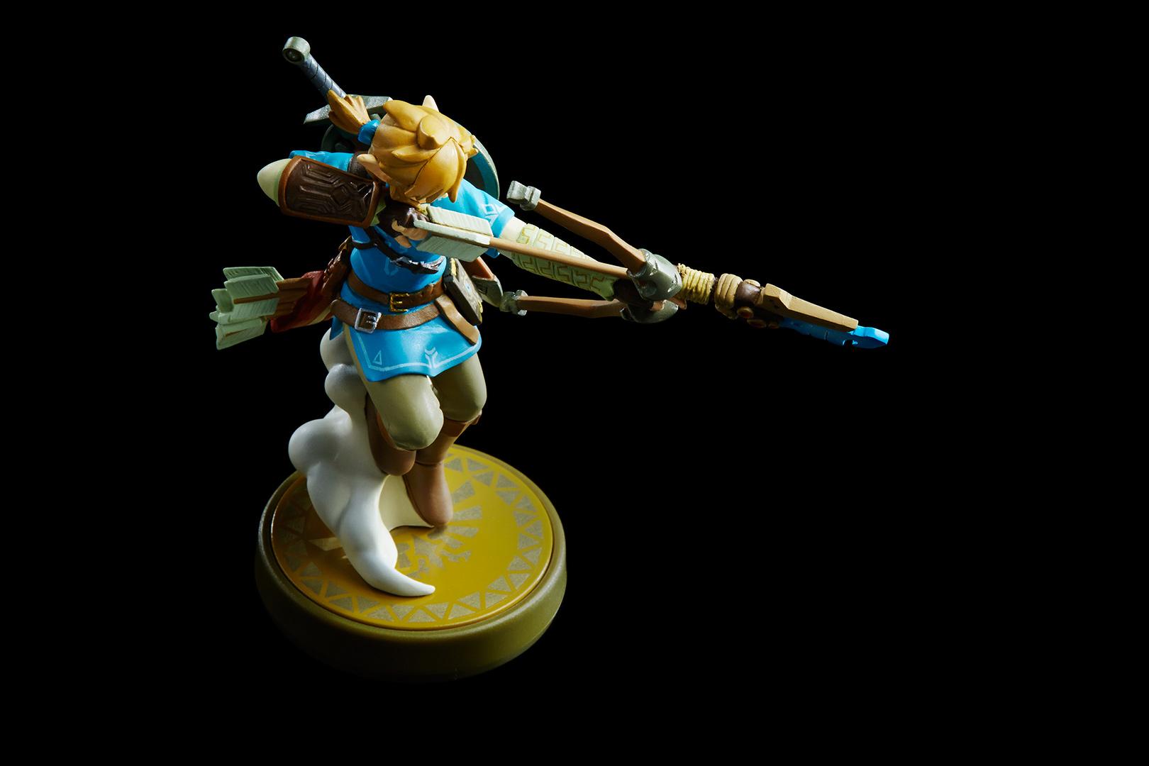 Nintendo Announces New Legend of Zelda Amiibo's; Will Launch Alongside Game