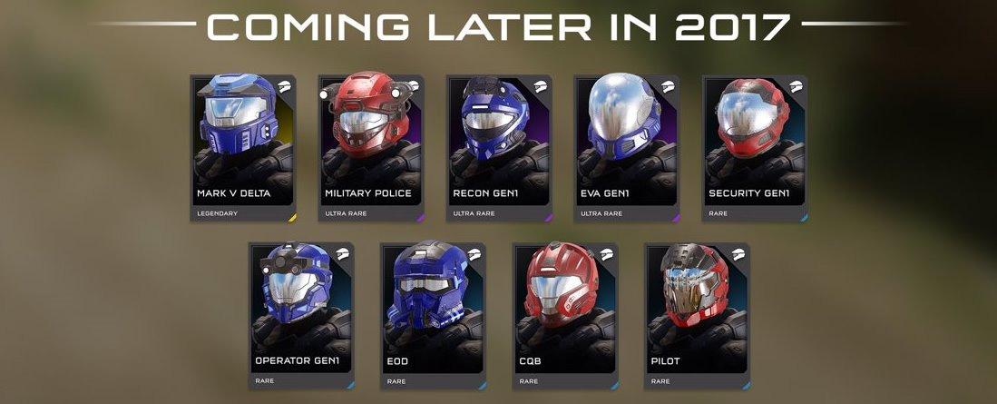 Halo 5 Classic Helmet DLC Launches Today
