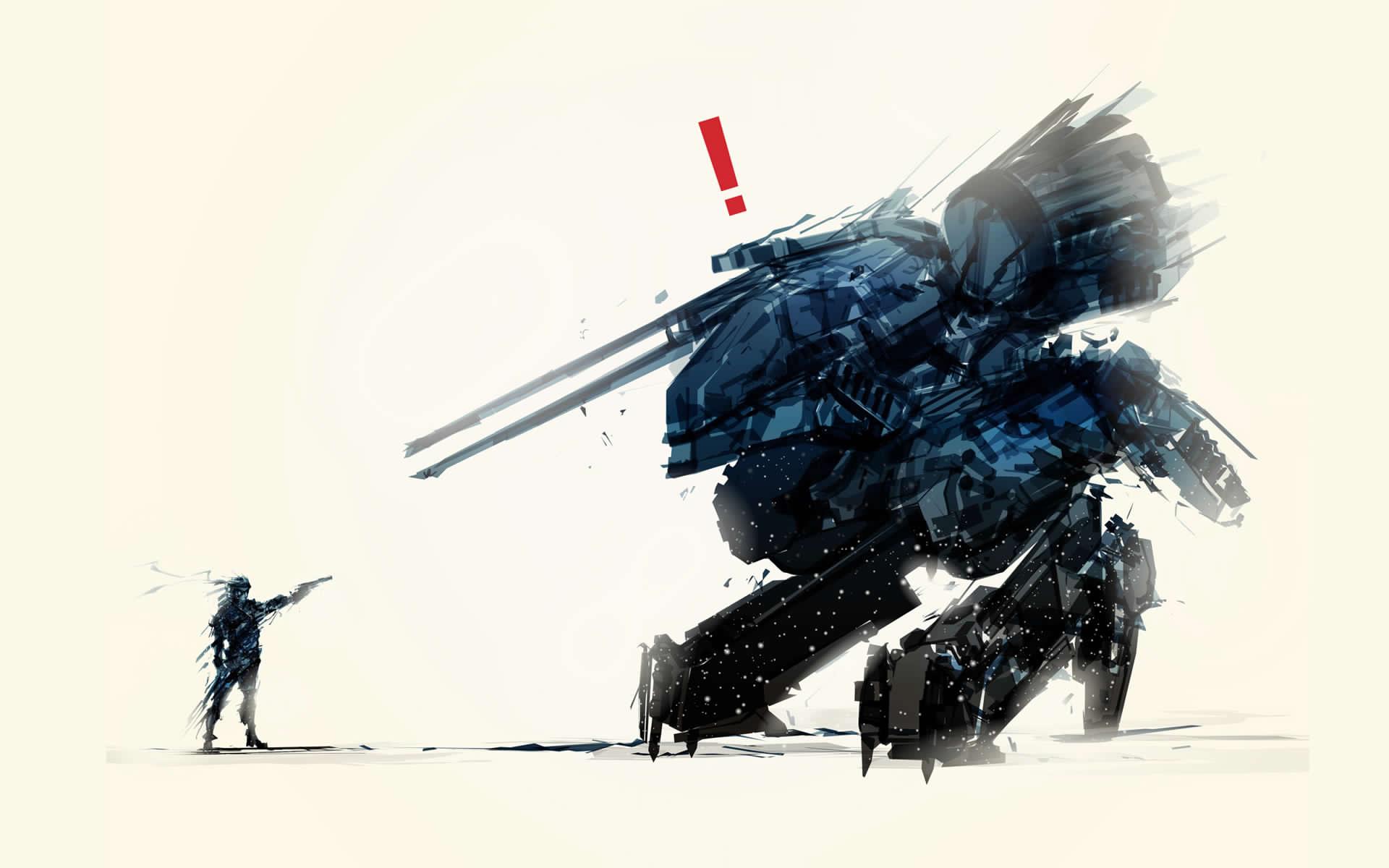 Metal Gear Solid Movie is in Development
