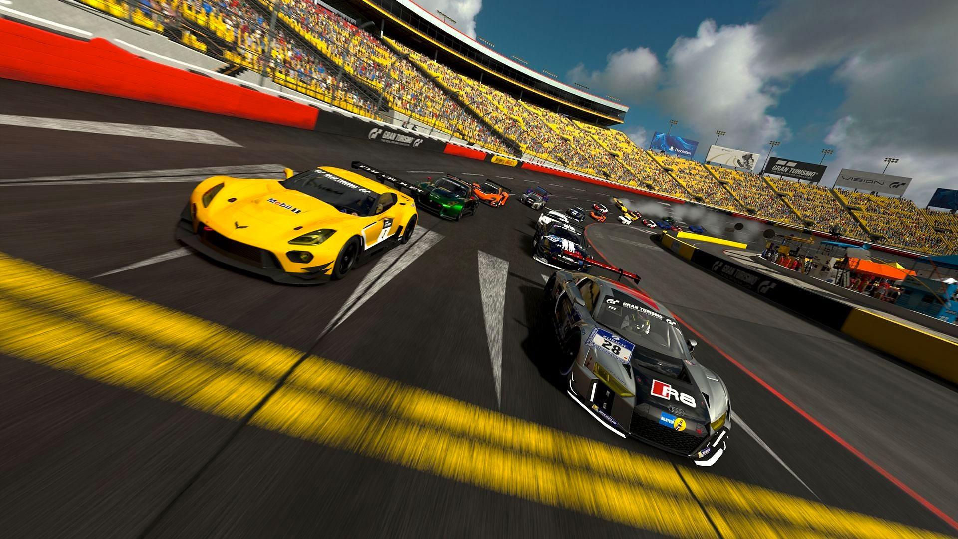 Epic Movie Hd Wallpapers Gran Turismo Sport Wallpapers In Ultra Hd 4k Gameranx