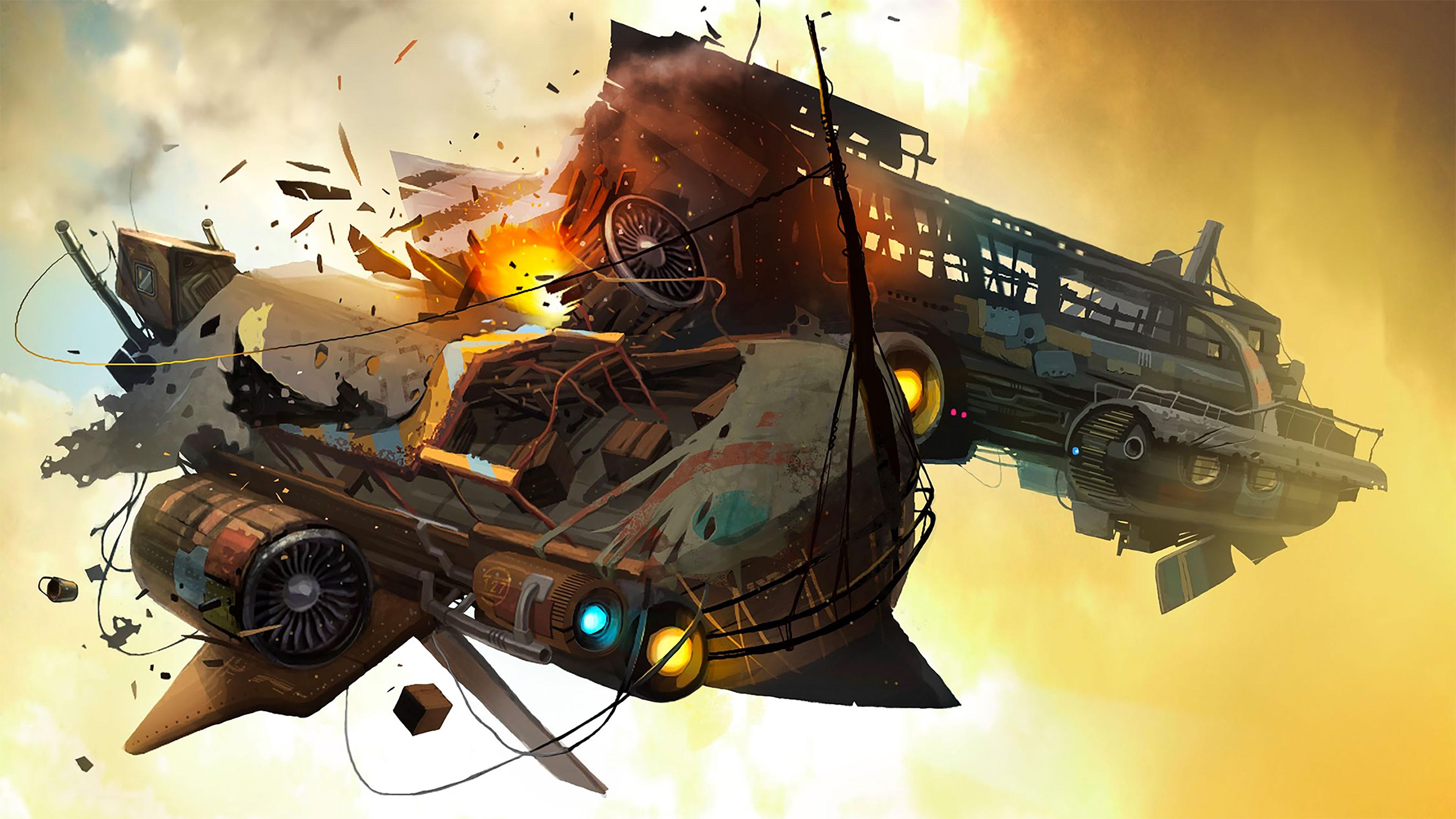 Best Car Wallpapers Batman Worlds Adrift Wallpapers In Ultra Hd 4k Gameranx