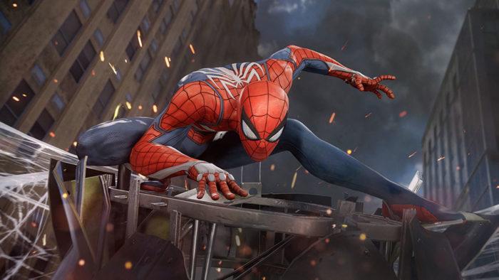 spider-man, ps4, exclusive,interview