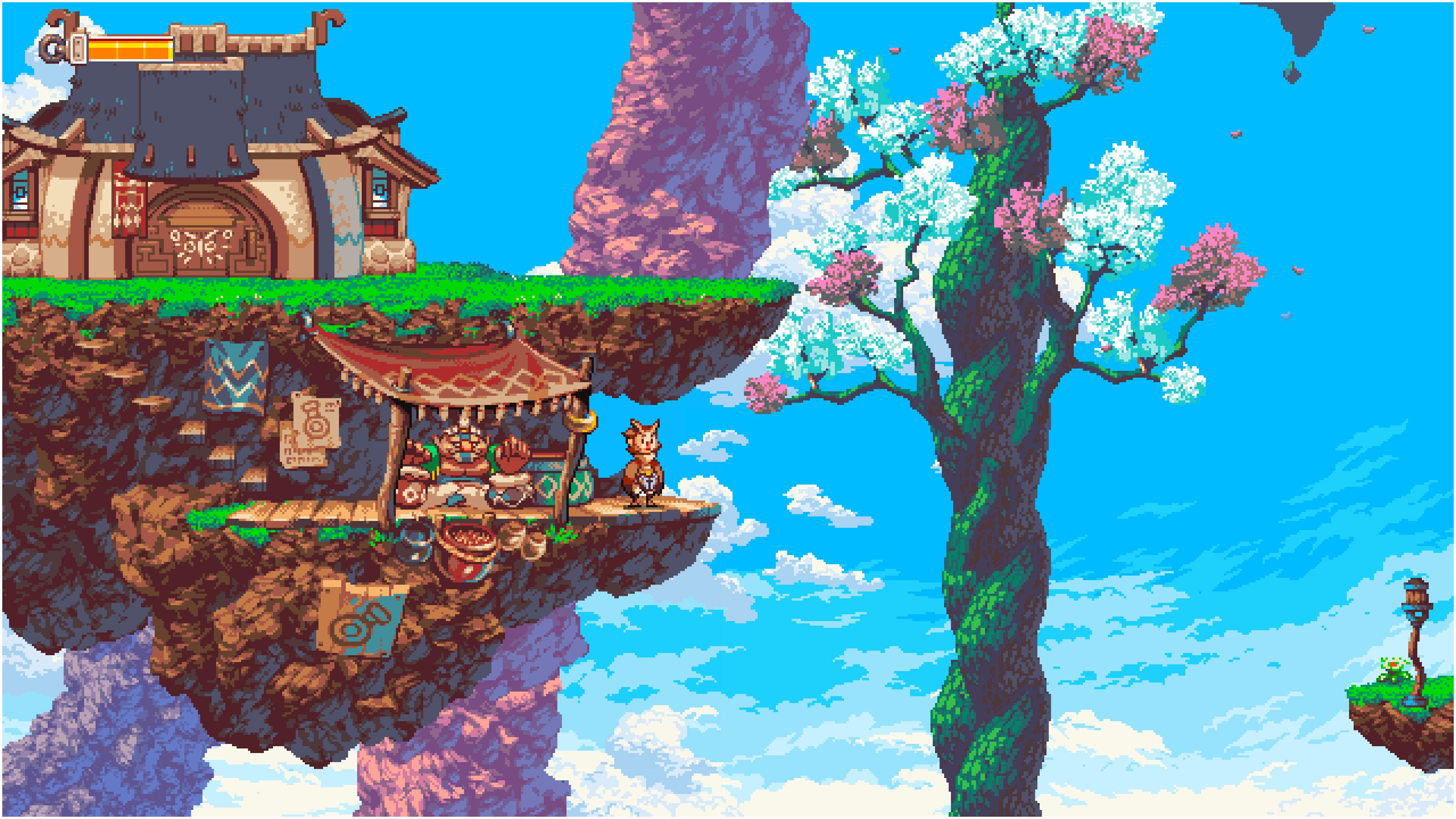 Owlboy Wallpapers In Ultra HD 4K Gameranx