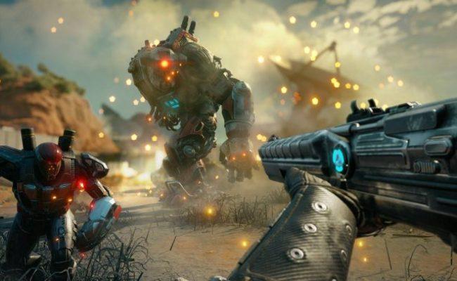 Top Upcoming Fps Video Games Of 2019 Gameranx