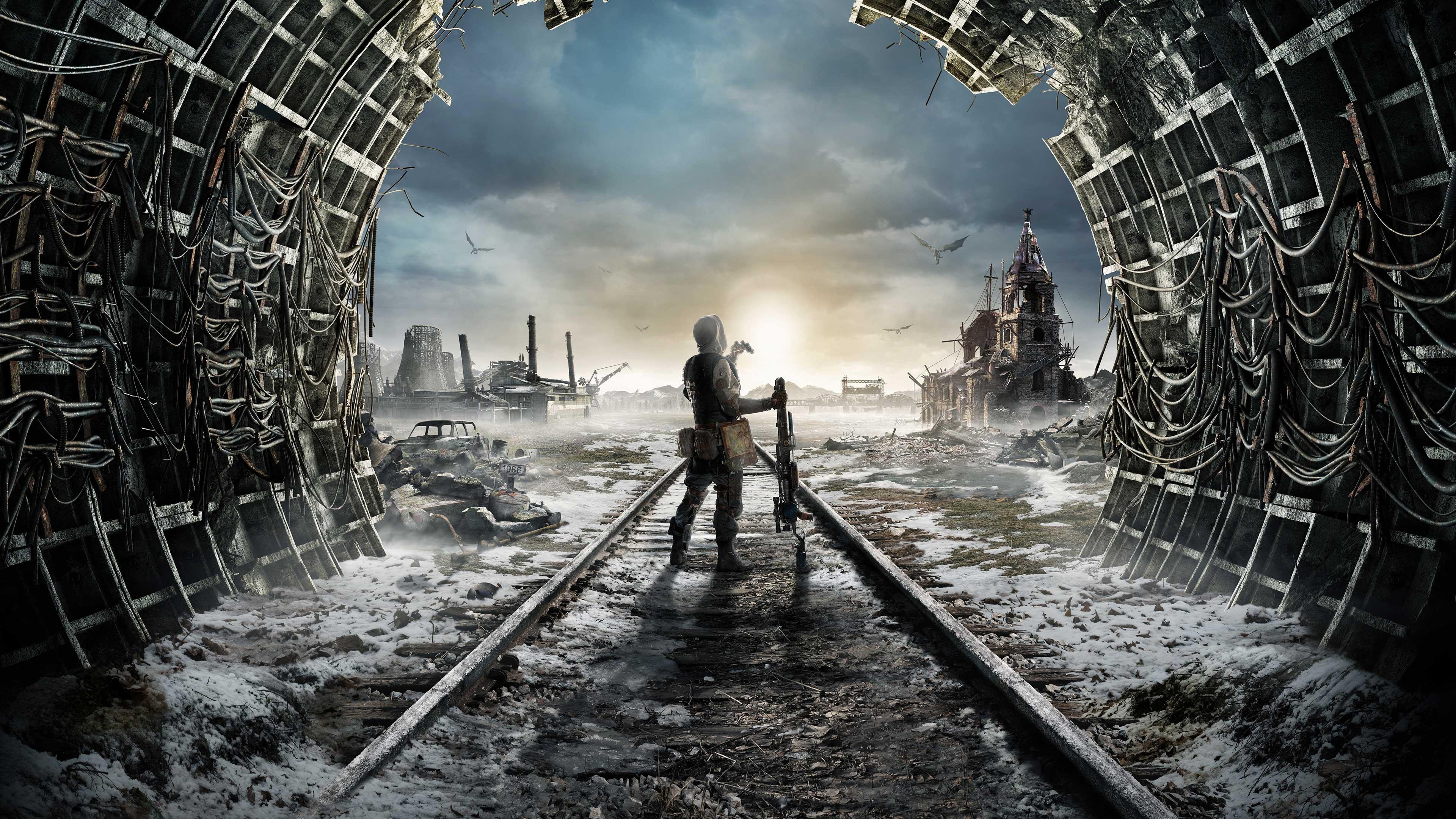 metro exodus wallpapers in