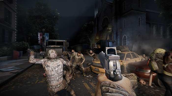 Overkills The Walking Dead Wallpapers In Ultra HD 4K Gameranx