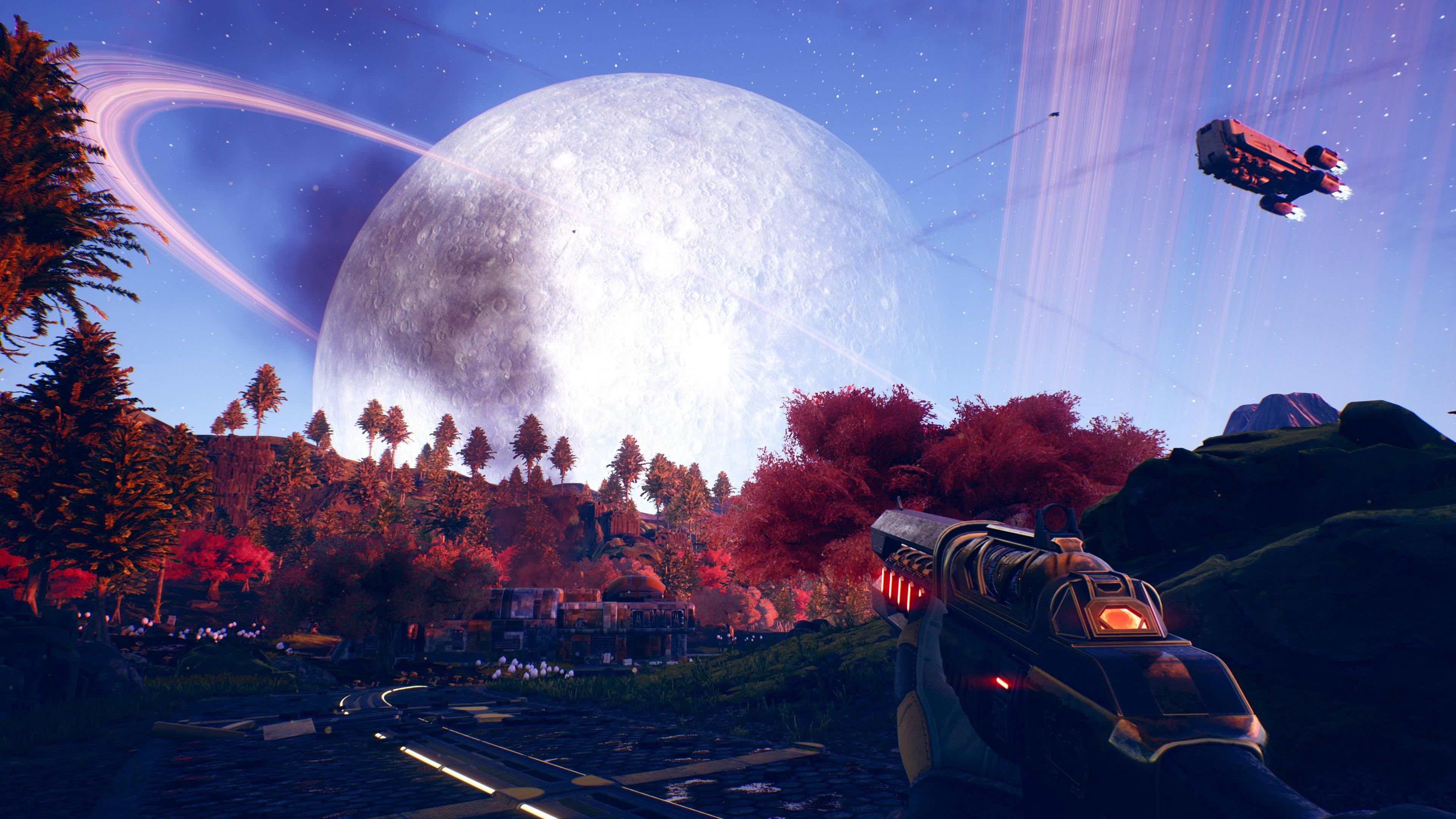 Mass Effect Fall Wallpaper The Outer Worlds Wallpapers In Ultra Hd 4k Gameranx