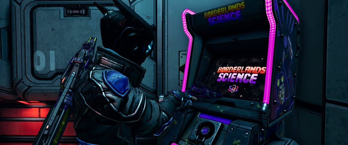 Help advance real-life scientific research with Borderlands Science