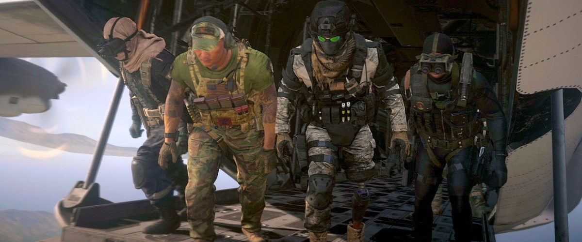 Call of Duty: Warzone welcomes back Trios mode