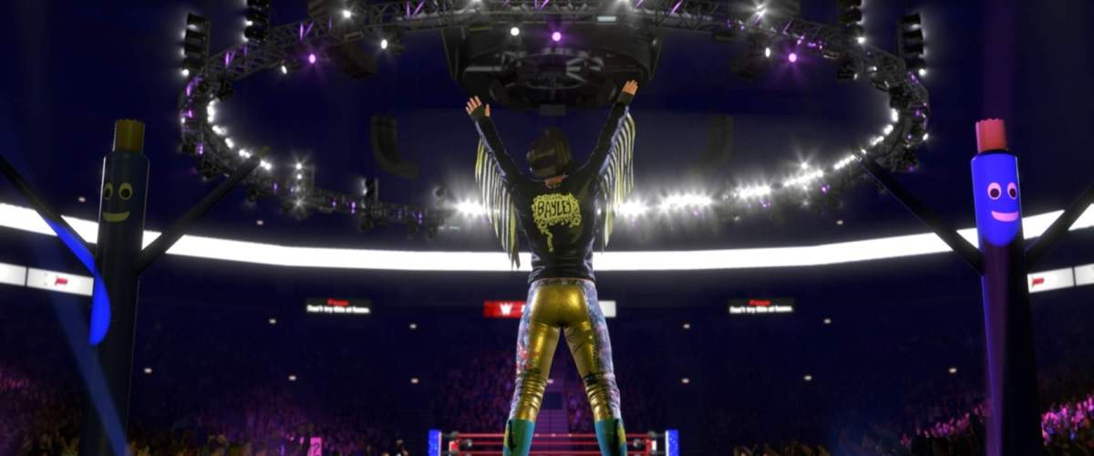 Reports suggest WWE 2K21 is cancelled and replaced by new title