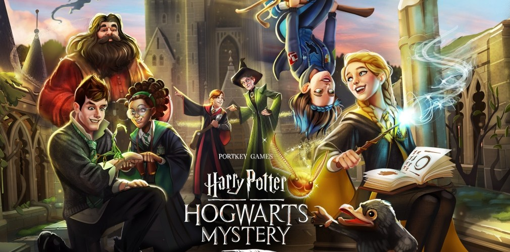 Harry Potter: Hogwarts Mystery developers reveal that players have collectively spent 35 billion minutes playing since launch