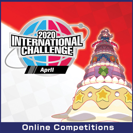 Battle Now in the 2020 International Challenge April Online Competition