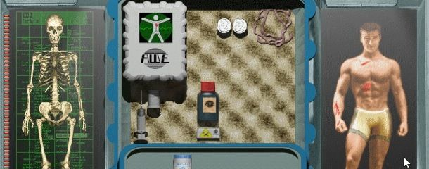 Crapshoot: Deus, the FPS that made us do surgery to get hit points back