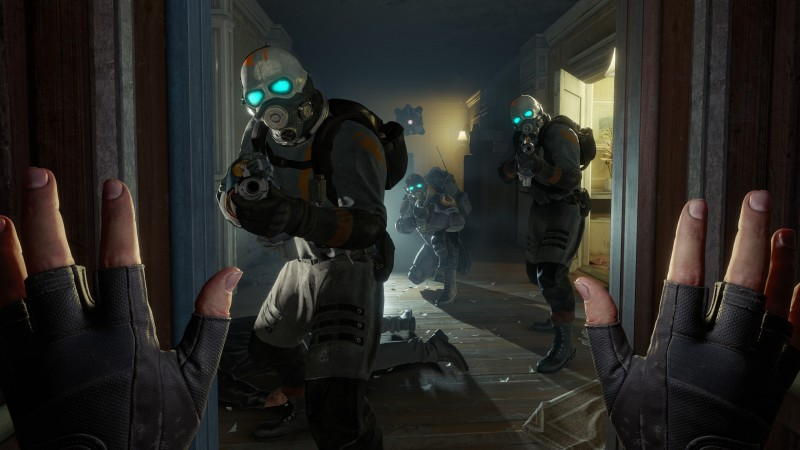 Half-Life: Alyx Review –An Amazing Return To City 17