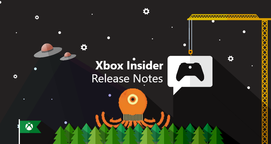 Xbox Insider Release Notes - Beta, Delta and Omega Ring (2004.200407-0000)