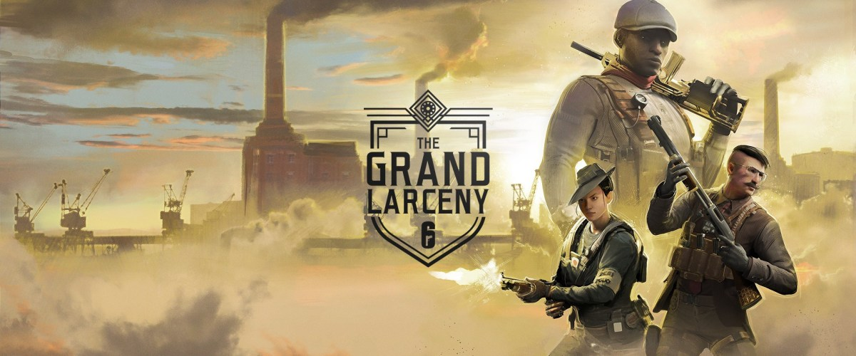 Rainbow Six Siege Brings the '20s Roaring Back in The Grand Larceny Event