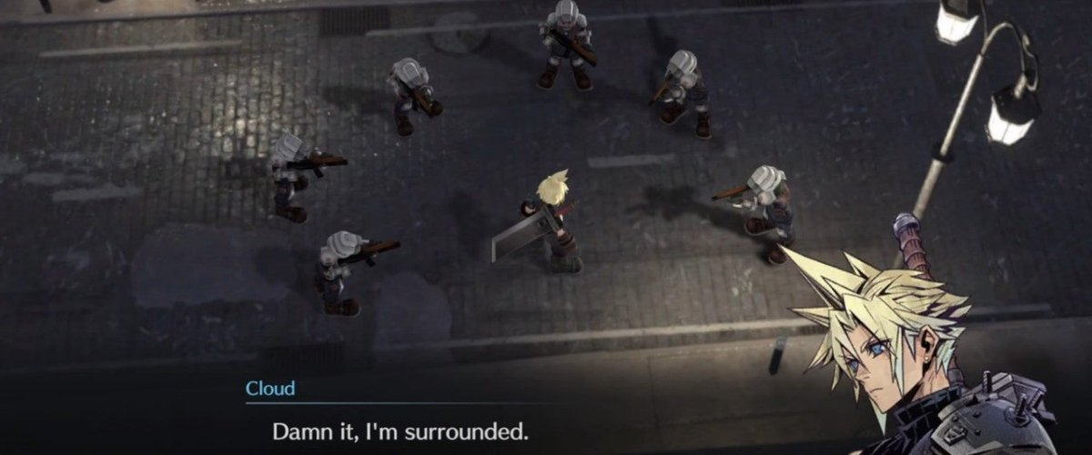 So, Square Enix Is Making Another Final Fantasy VII Remake Called Ever Crisis... On Mobile