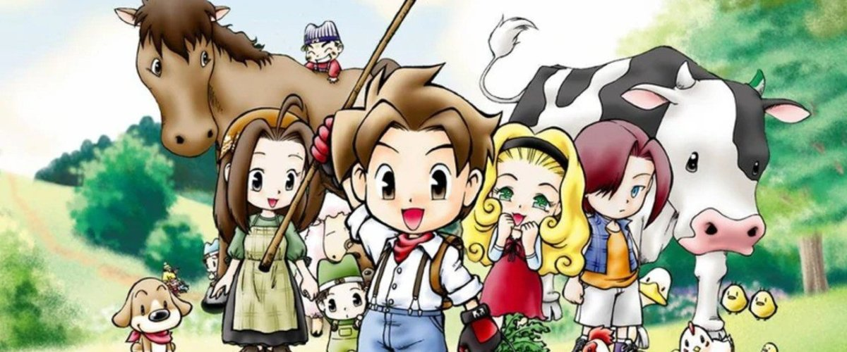 Memory Pak: When Harvest Moon Taught Me About Death