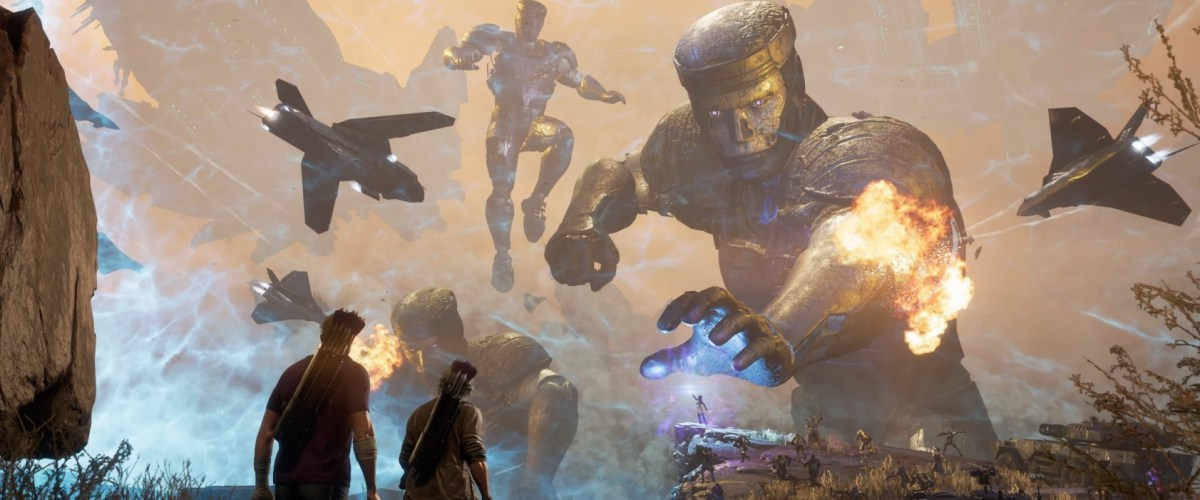 Marvel's Avengers campaign replay finally possible this month
