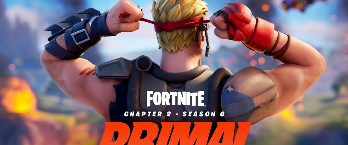 The Wild Rules in Fortnite Chapter 2 - Season 6: Primal