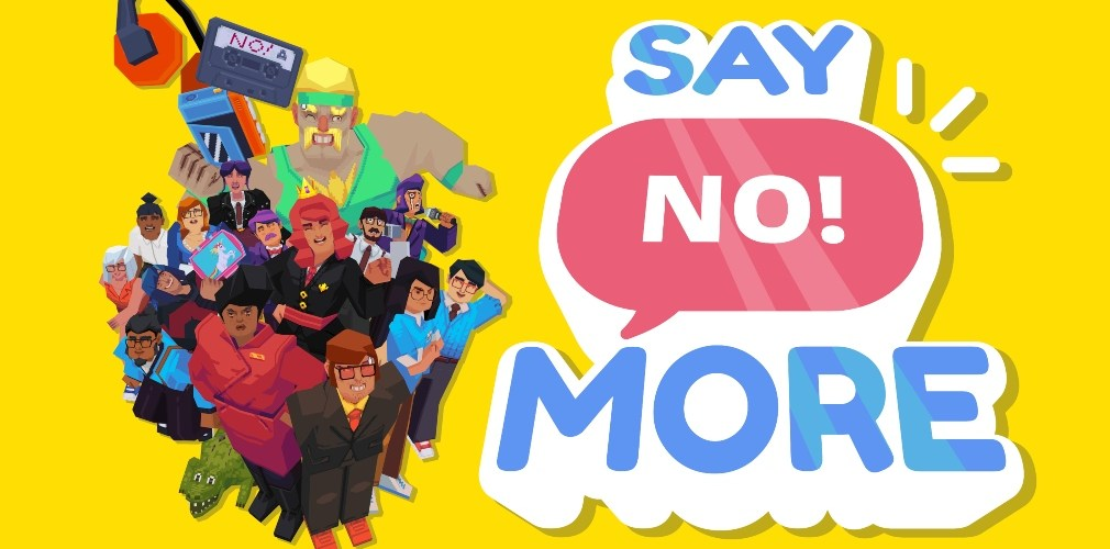 Say No! More, the fun power fantasy game, will be heading for iOS, Switch and PC next month | Articles