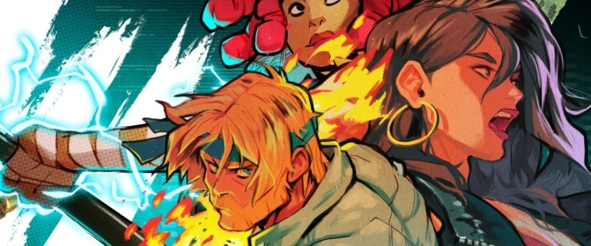 A Steam Page May Have Accidentally Revealed An Upcoming Streets Of Rage 4 DLC Fighter
