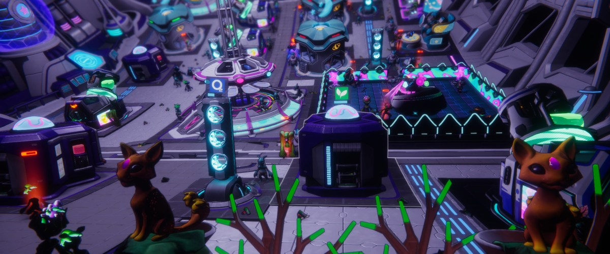 Spacebase Startopia review — A lot of empty space