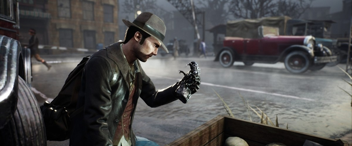 The Sinking City dev accuses publisher of pirating the game and tricking Steam into uploading it • Eurogamer.net