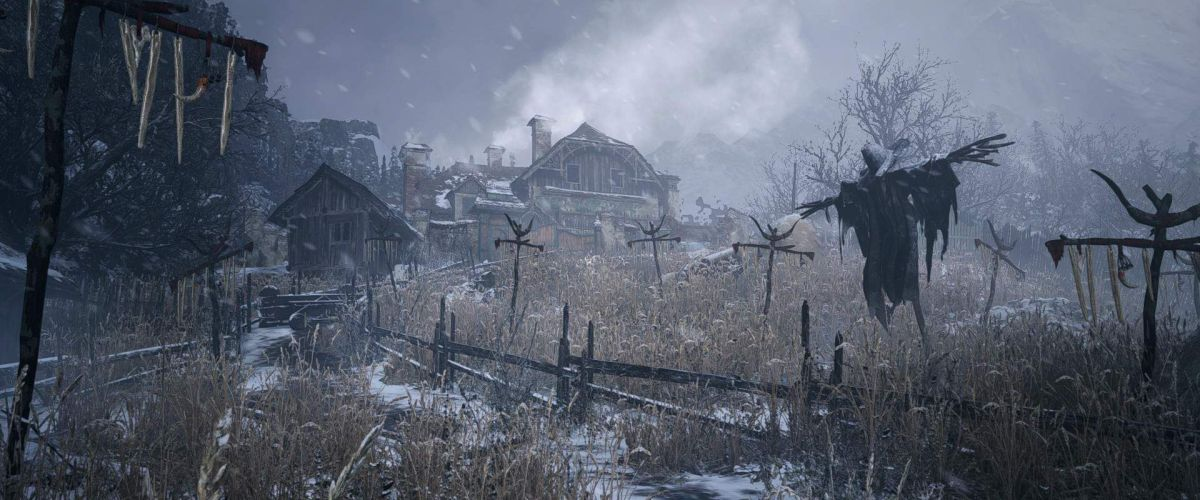 Capcom shows off Resident Evil Village world map and Mother Miranda