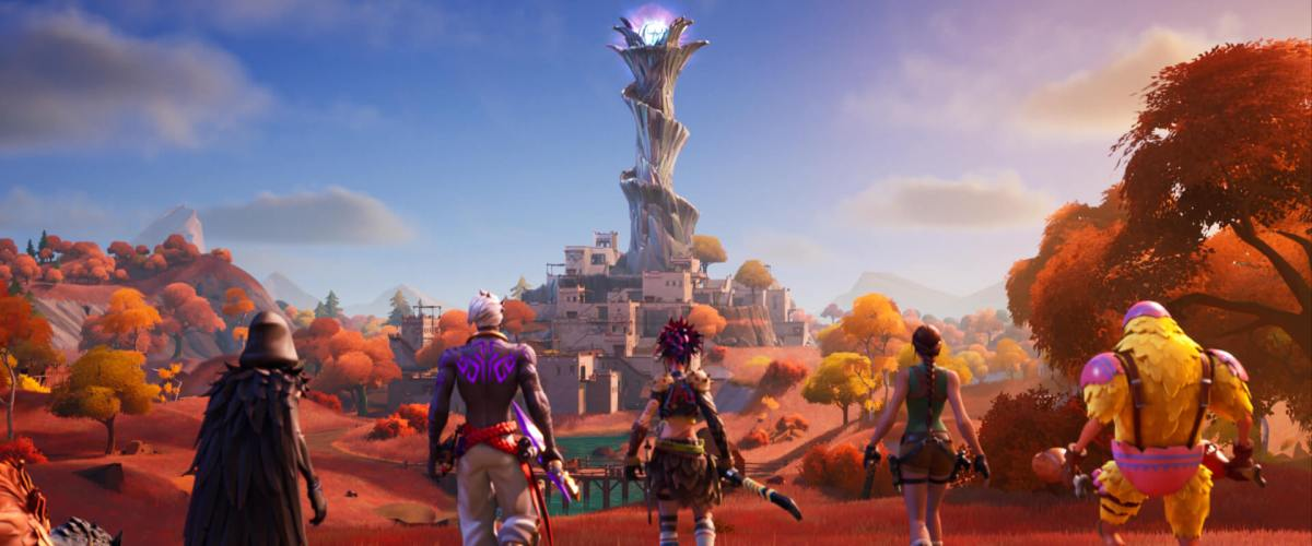 A game breaking glitch is allowing players to get infinite heals in Fortnite