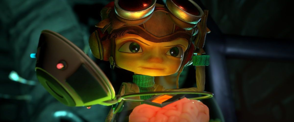 Double Fine says Psychonauts 2 is 'playable' and coming this year for sure