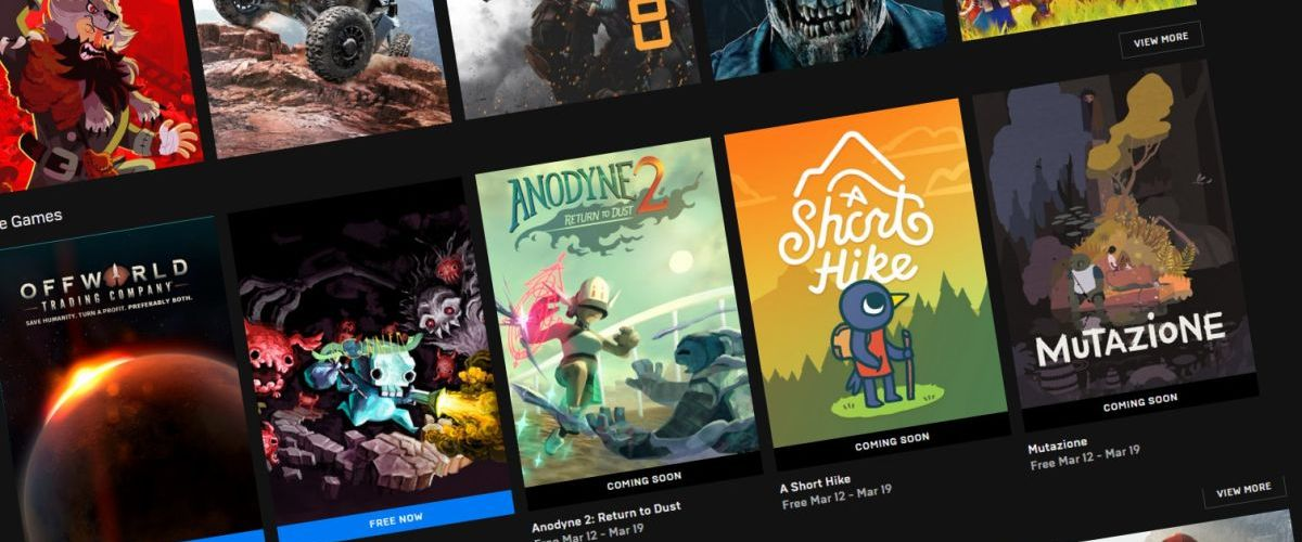 Epic spent more than $11M on free games in the first nine months of giveaways
