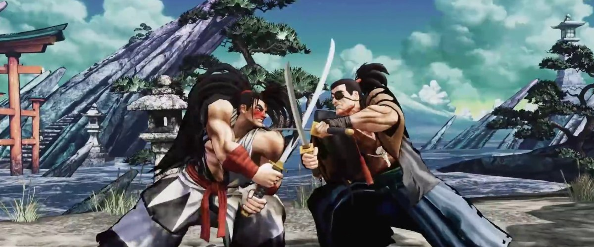 Samurai Shodown Steam version coming next month, along with Amakusa