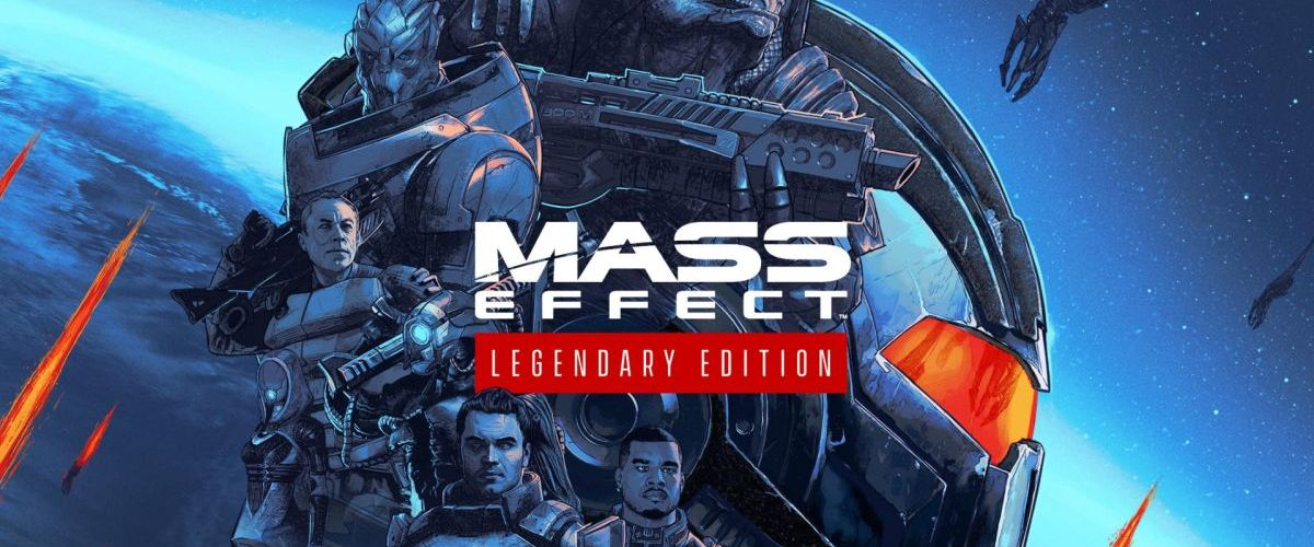 Create your own Mass Effect: Legendary Edition cover with this cool new art tool