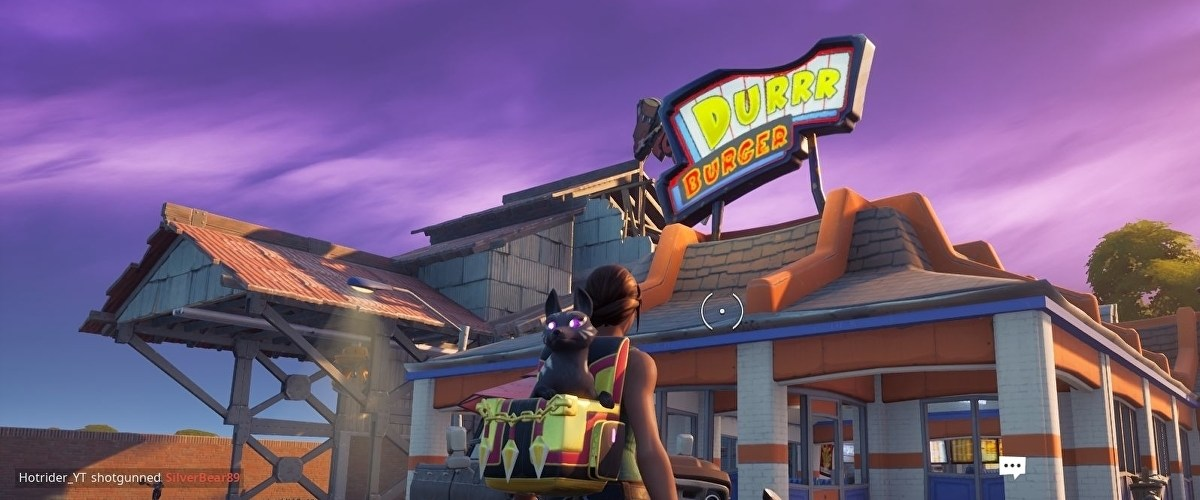 Durr Burger Kitchen location: How to find and dance in the Durr Burger Kitchen explained • Eurogamer.net