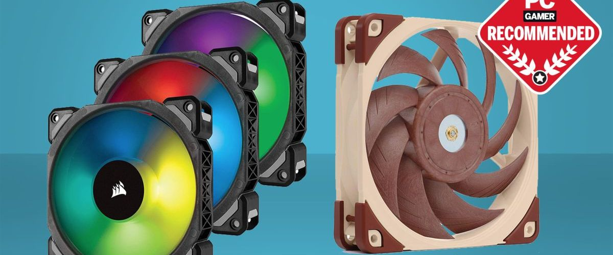Best PC fans: cool your gaming build in 2021