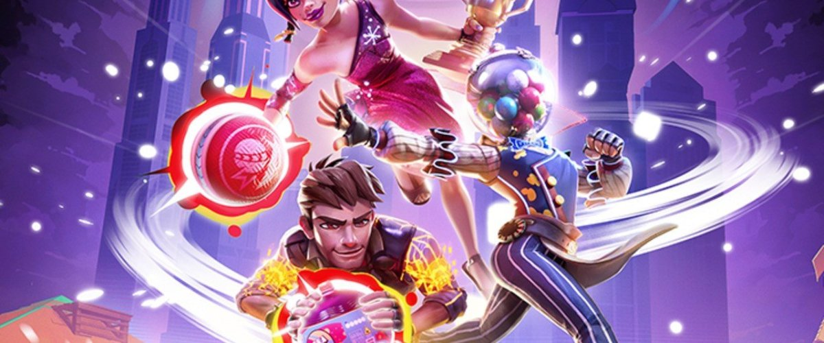 Knockout City Heroes Playlist Soups Up Dodgebrawl with Superpowers on PS4